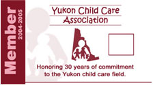 Yukon Childcare Assosciation